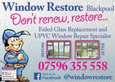 Window Restore Blackpool