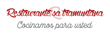Restaurante Sa Tramuntana