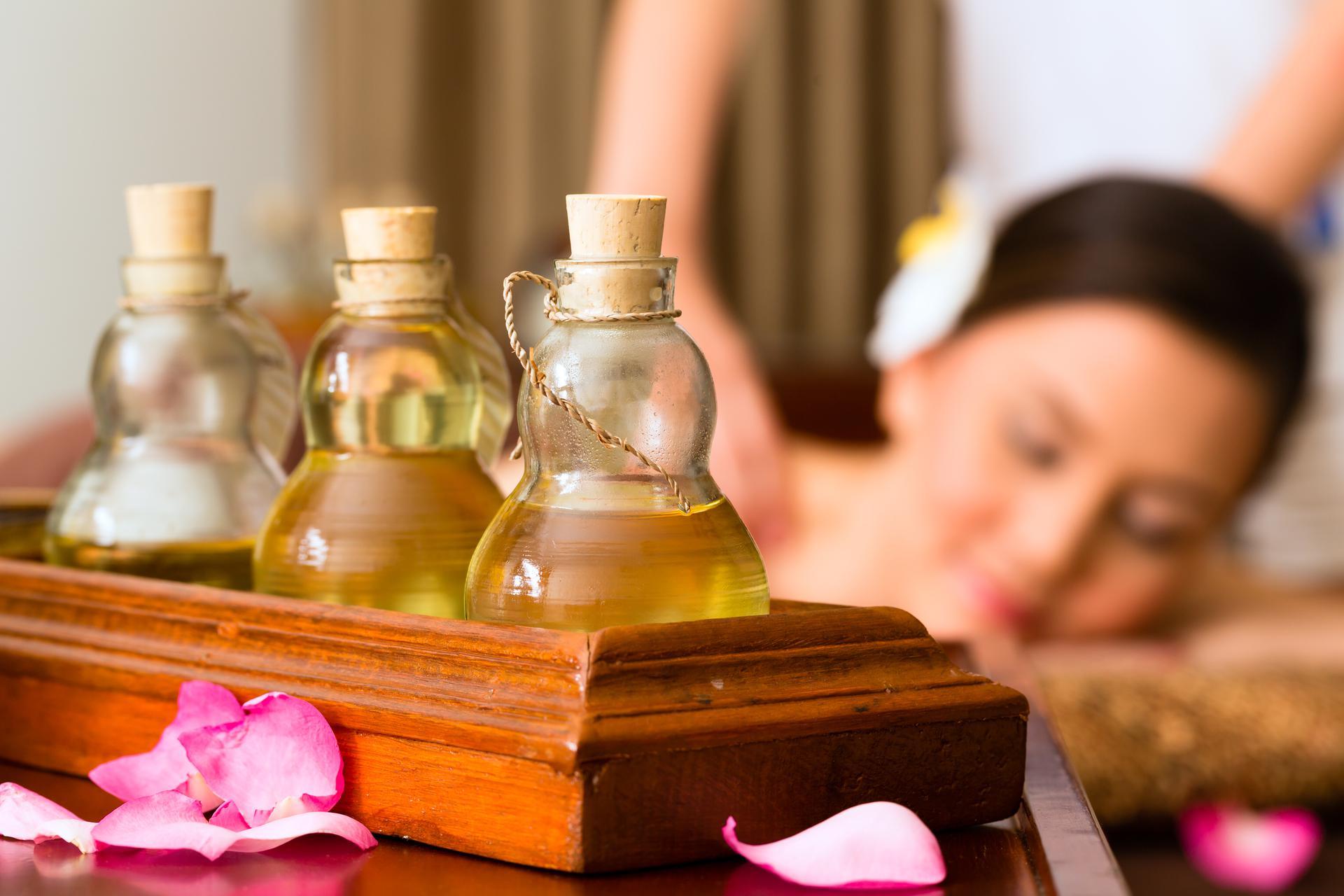 Deep Tissue Thai Oil Massage