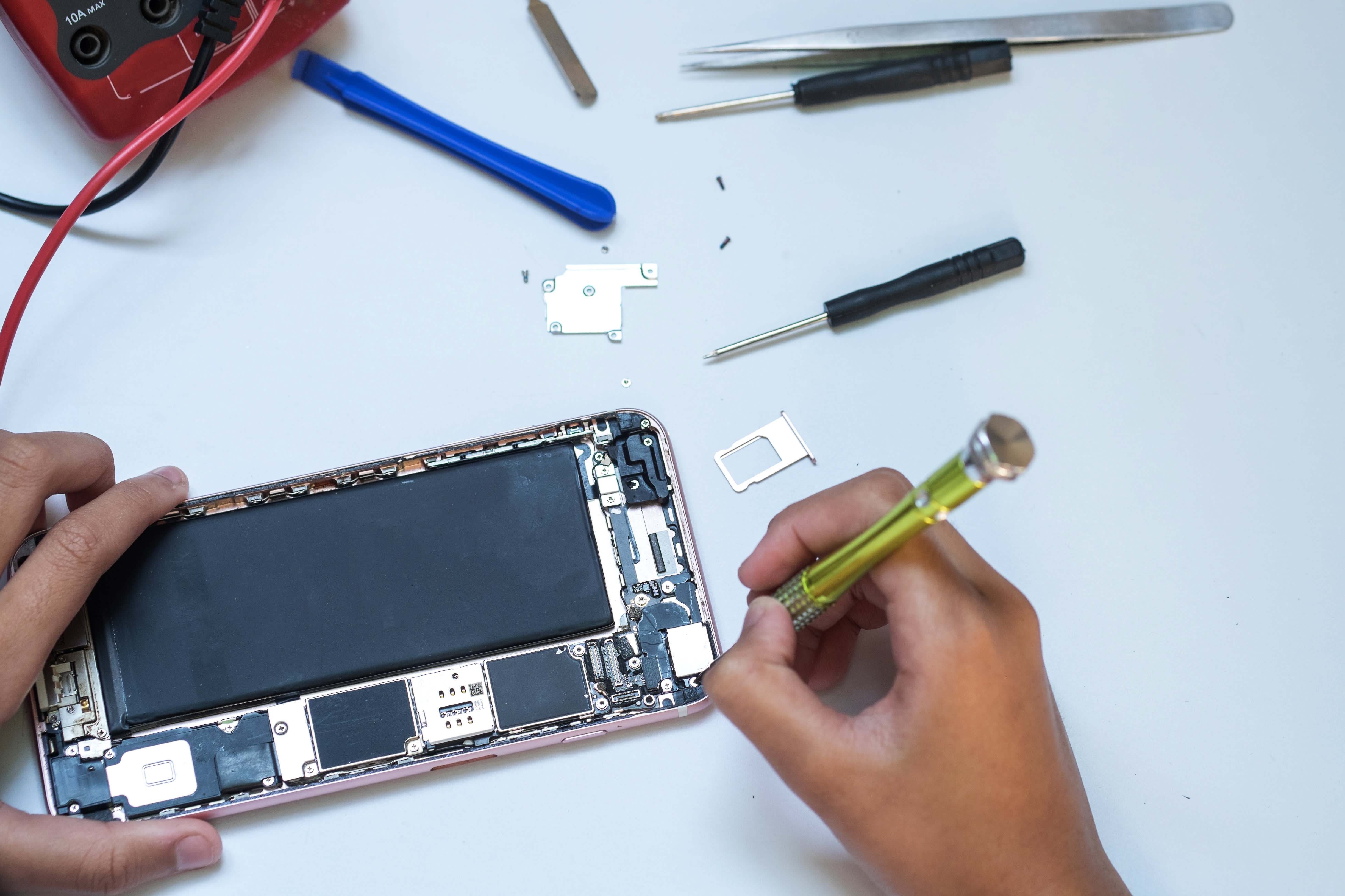 Iphone & Ipod Screen Replacement