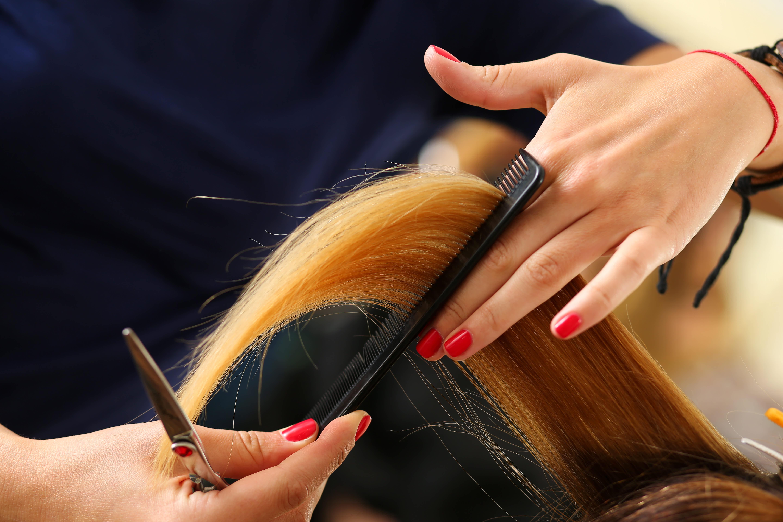 Ladies' Haircut & Finish