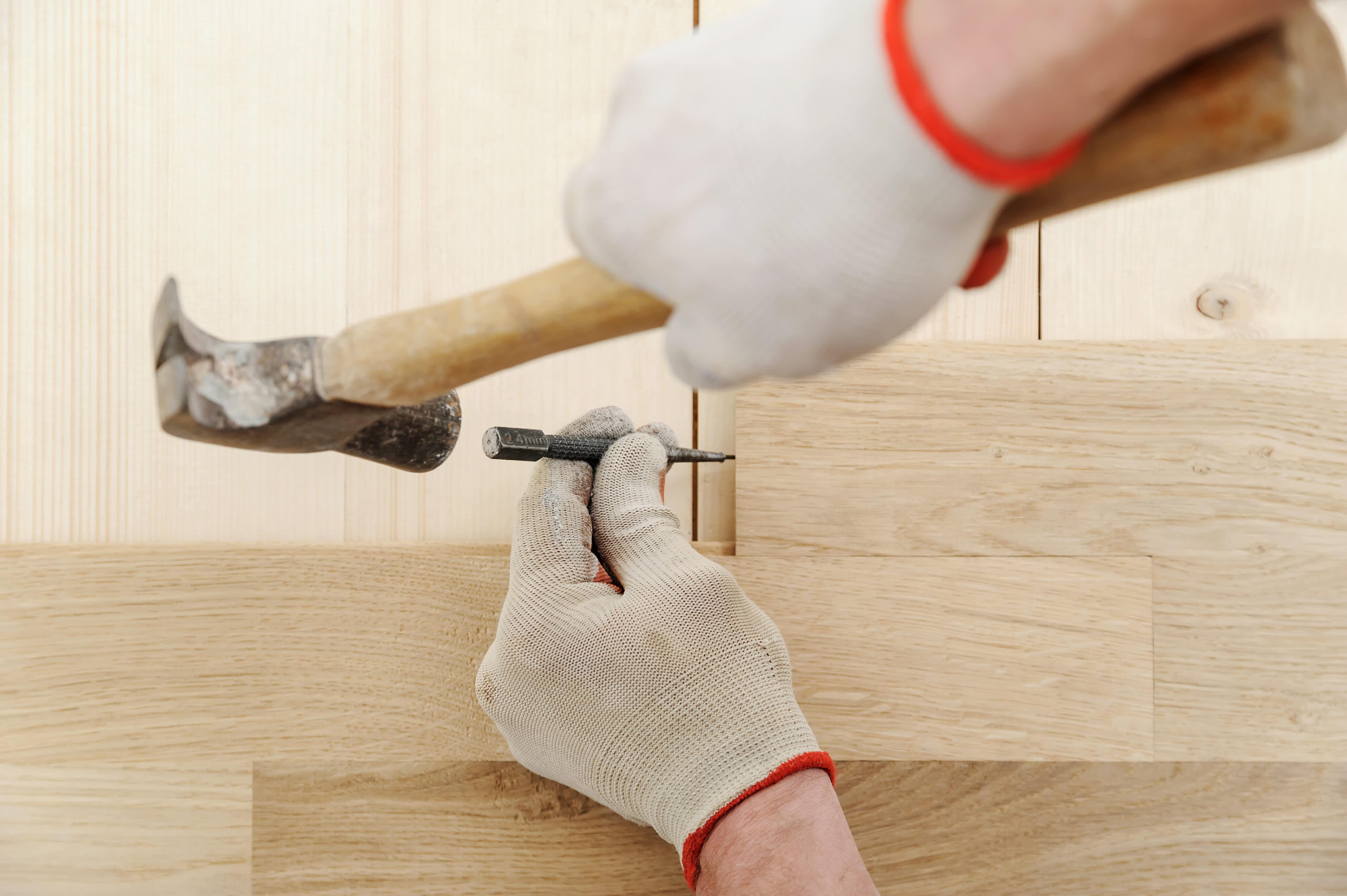 Wooden Floor Repairing