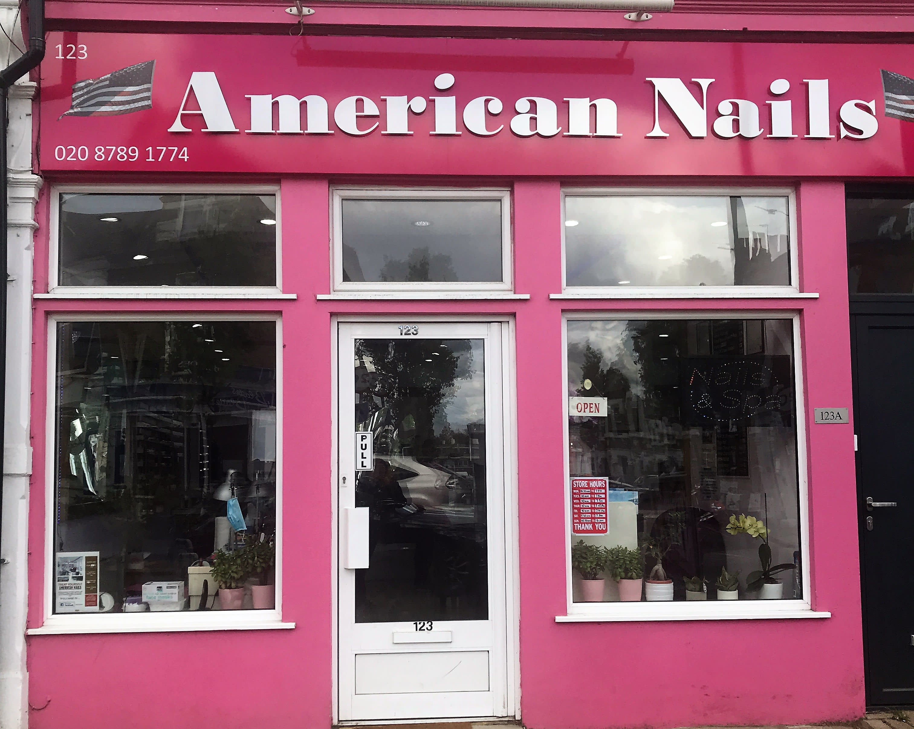 American Nails - Professional Nail Care