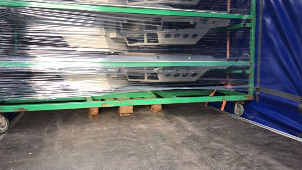 B2B COURIER SERVICES - Goods Distribution/Logistics