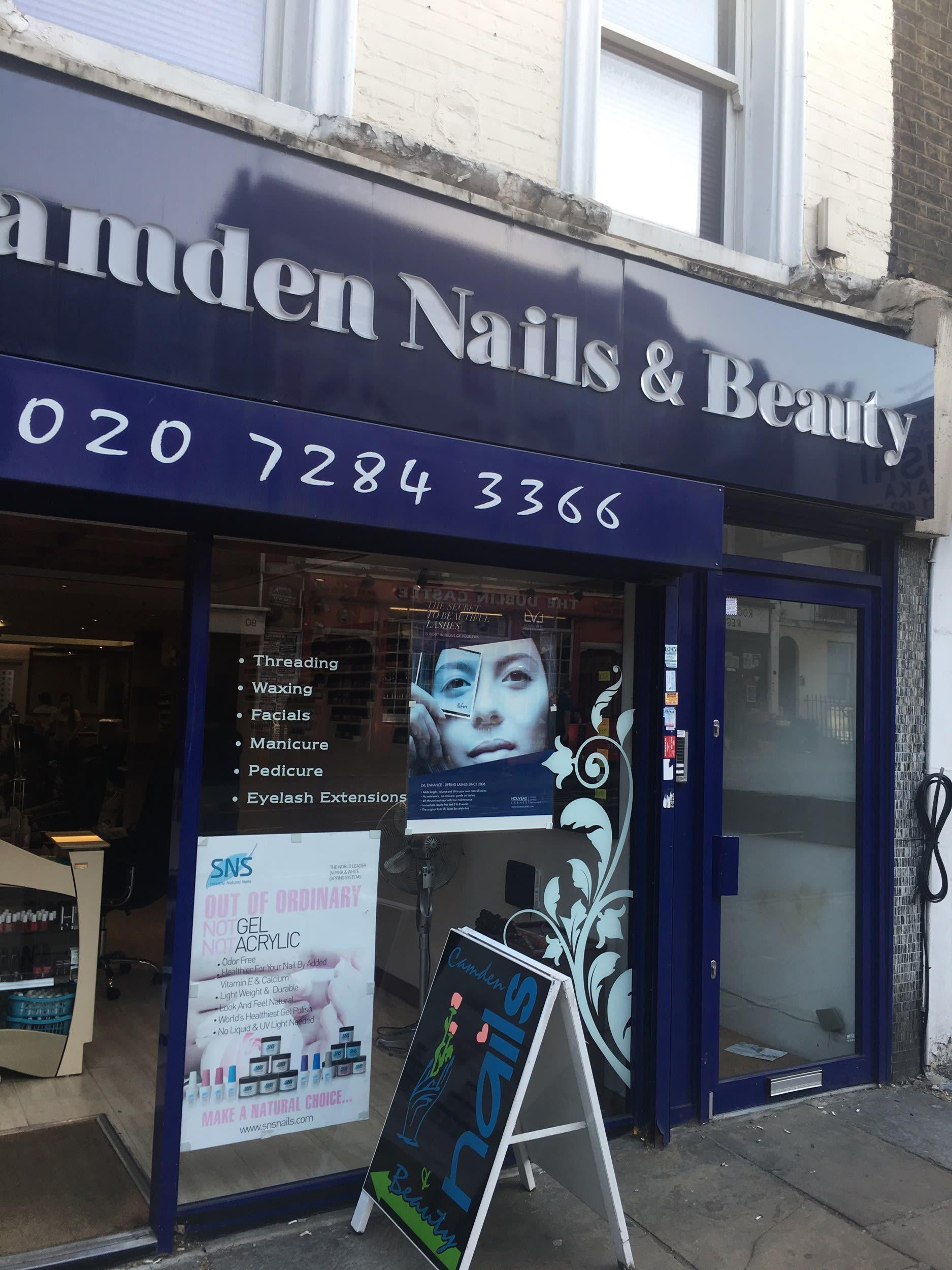 Camden Nails & Beauty