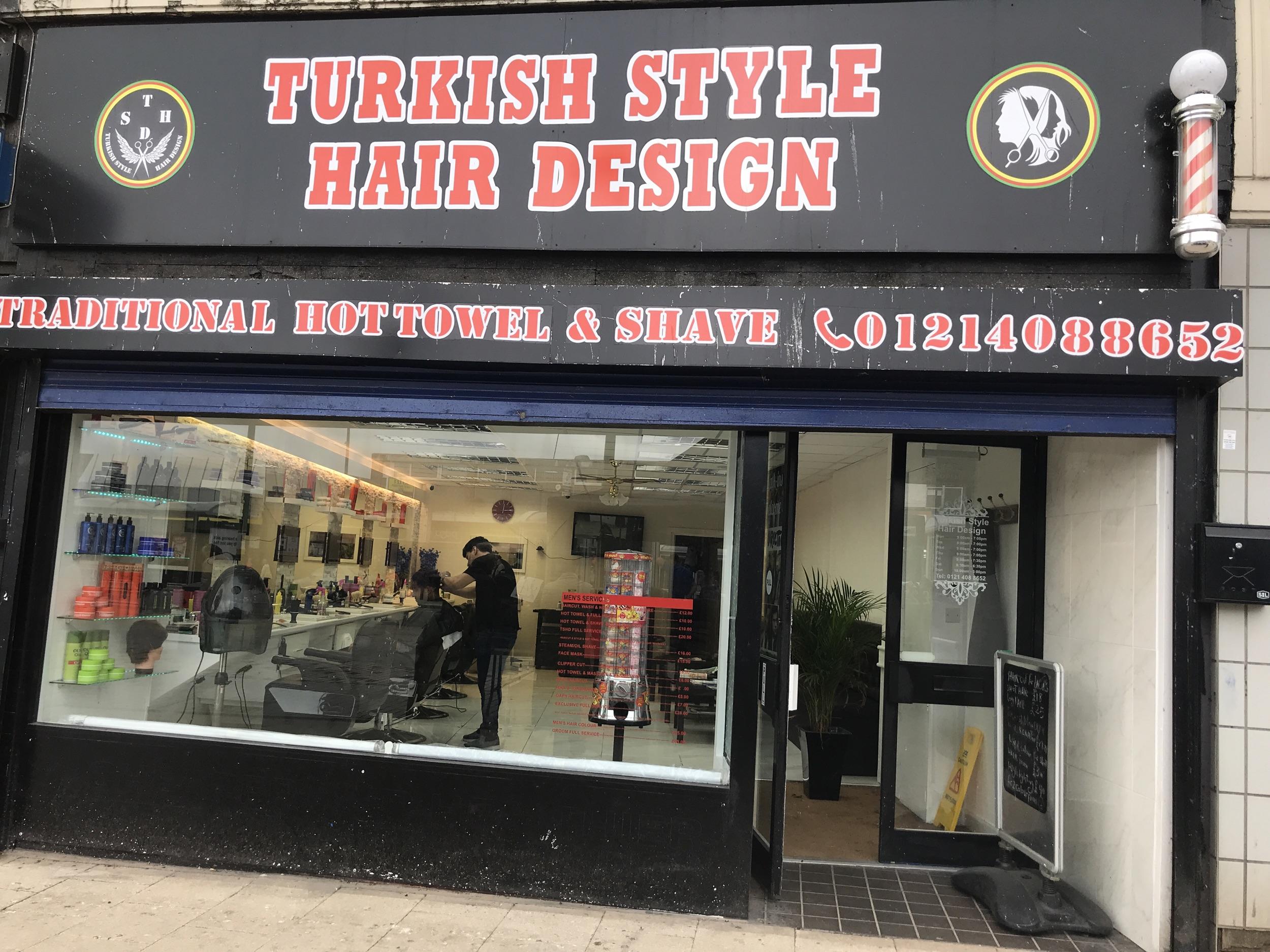 Turkish Haircut Near Me