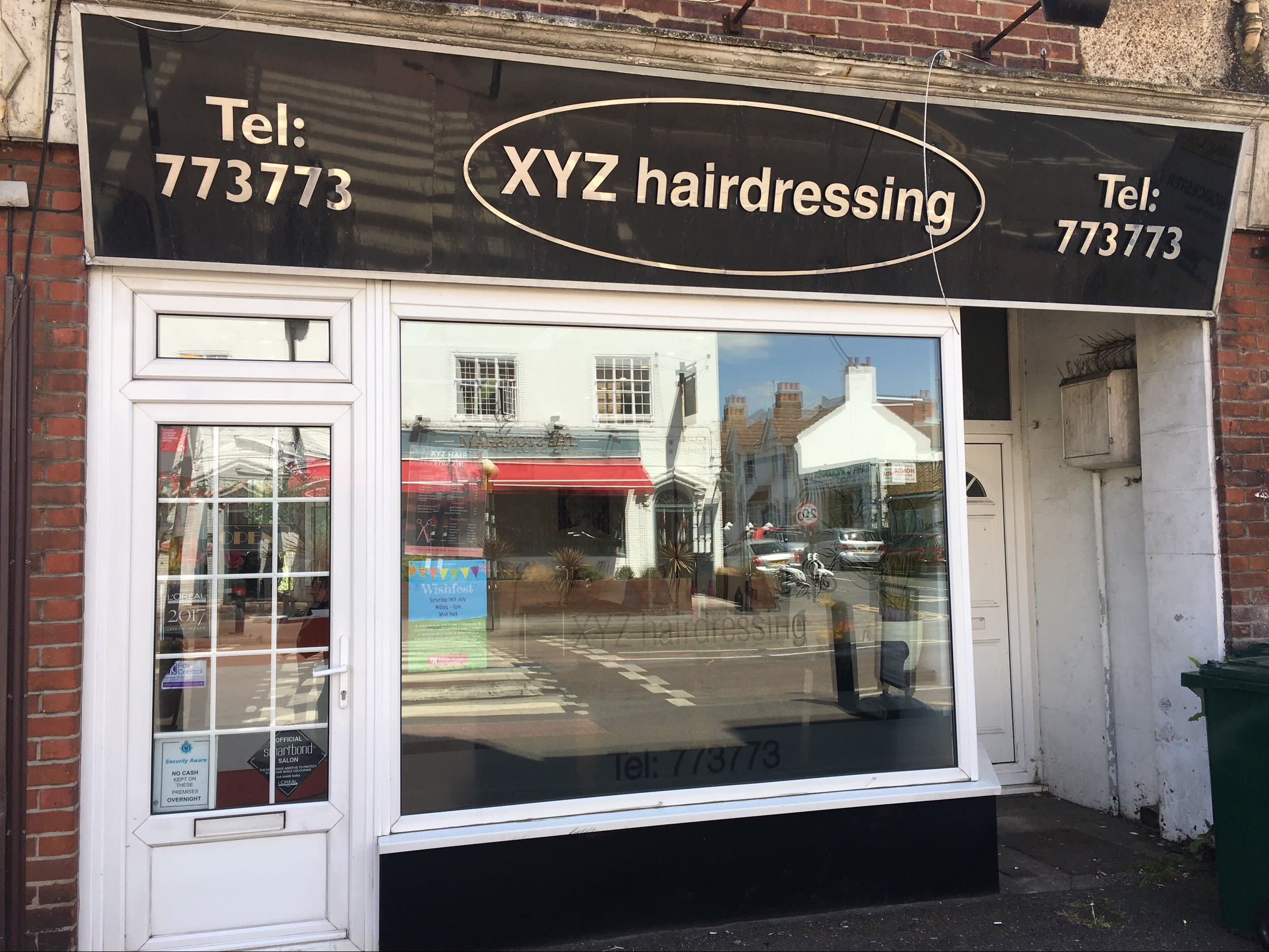 Xyz Hair - Hairdressers Near Me in Hove