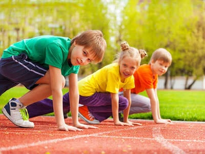 Children's Fun Fitness Classes