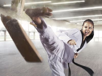 Taekwondo - Advanced