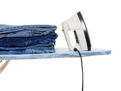 Ironing Service (price in weight per pound)
