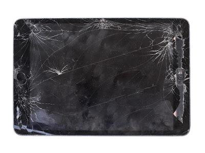 Reparación de tablets