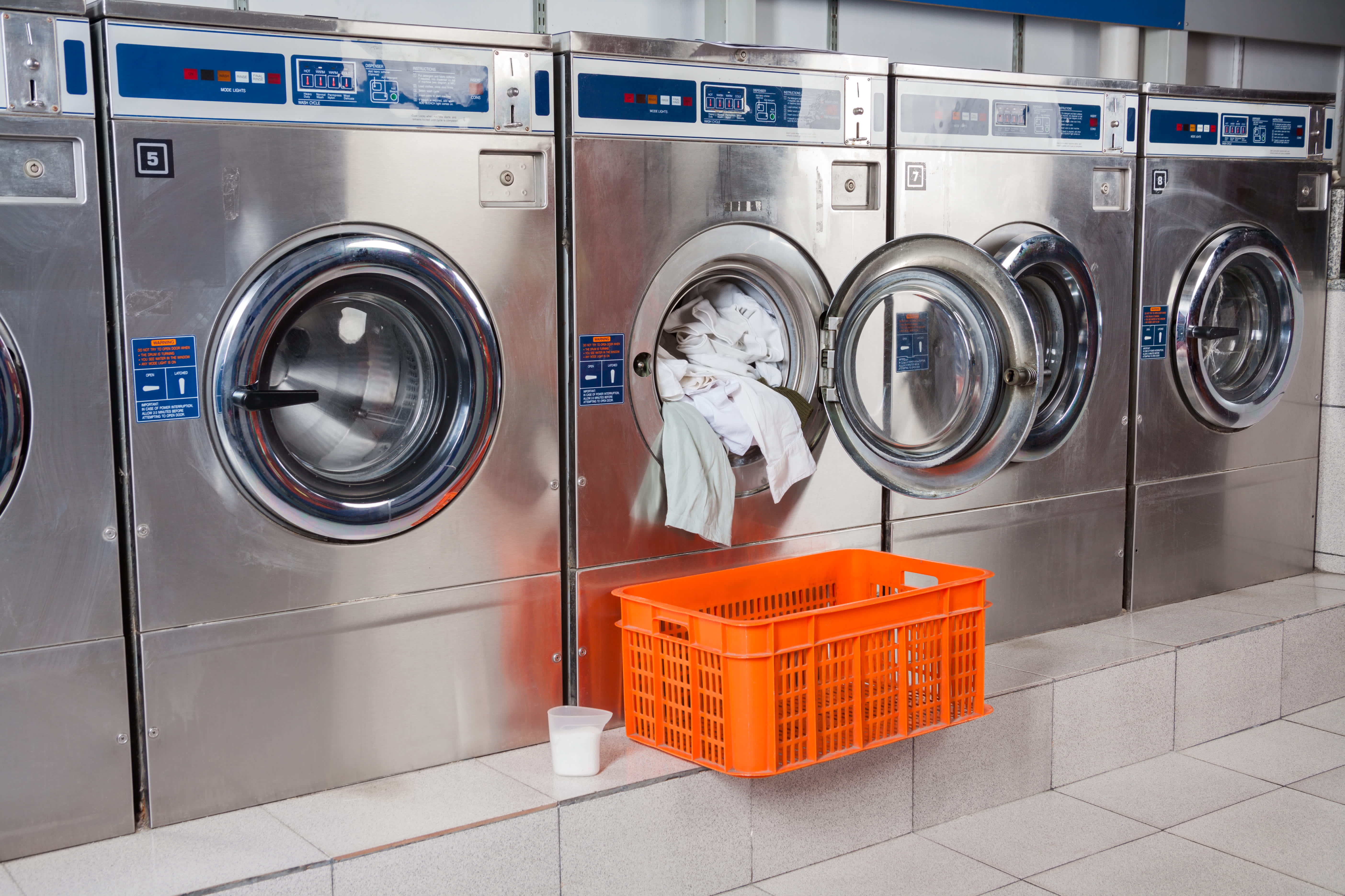 Queens Coin Laundry - Laundry in Arcadia