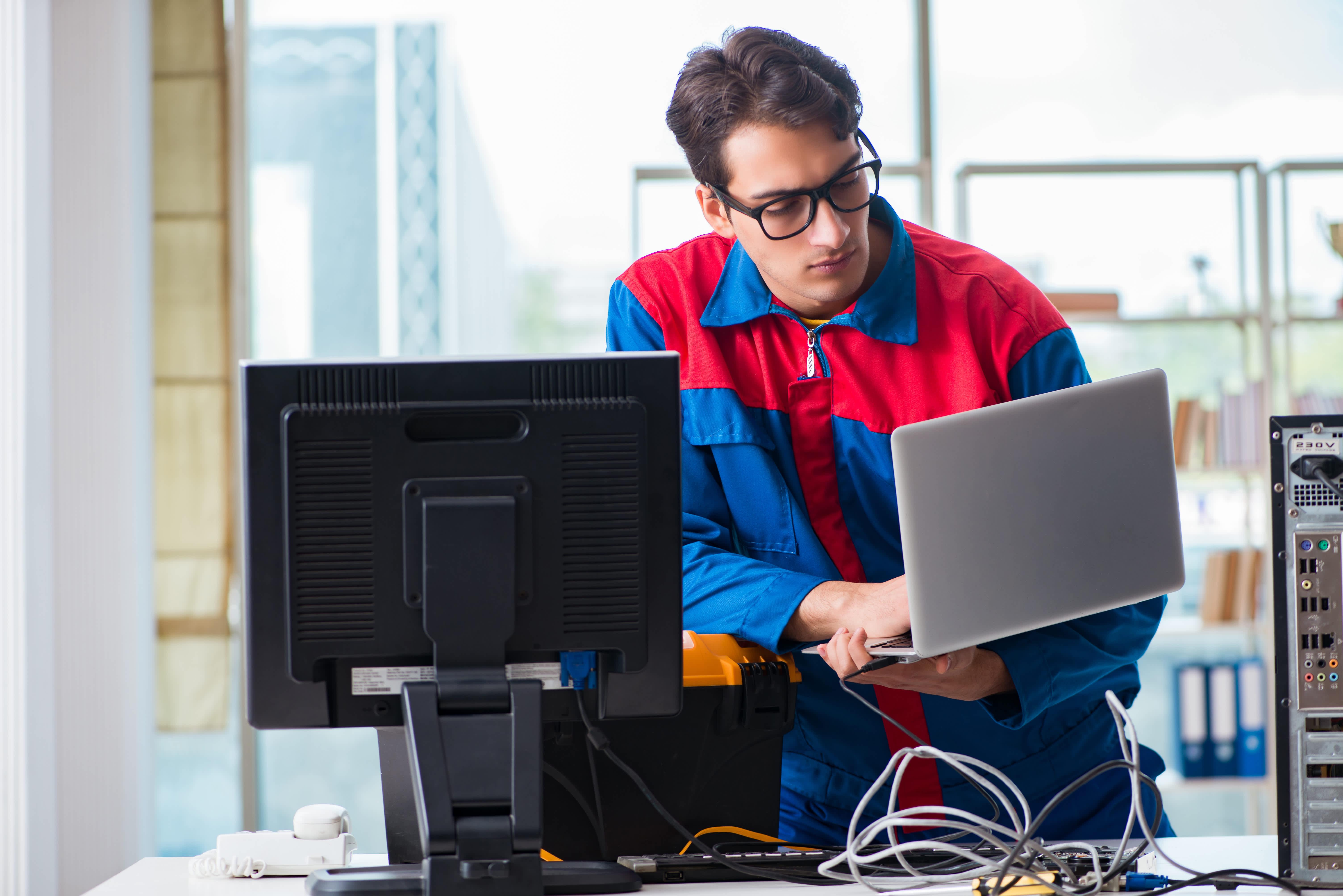 New PC Set-Up & Data Transfer