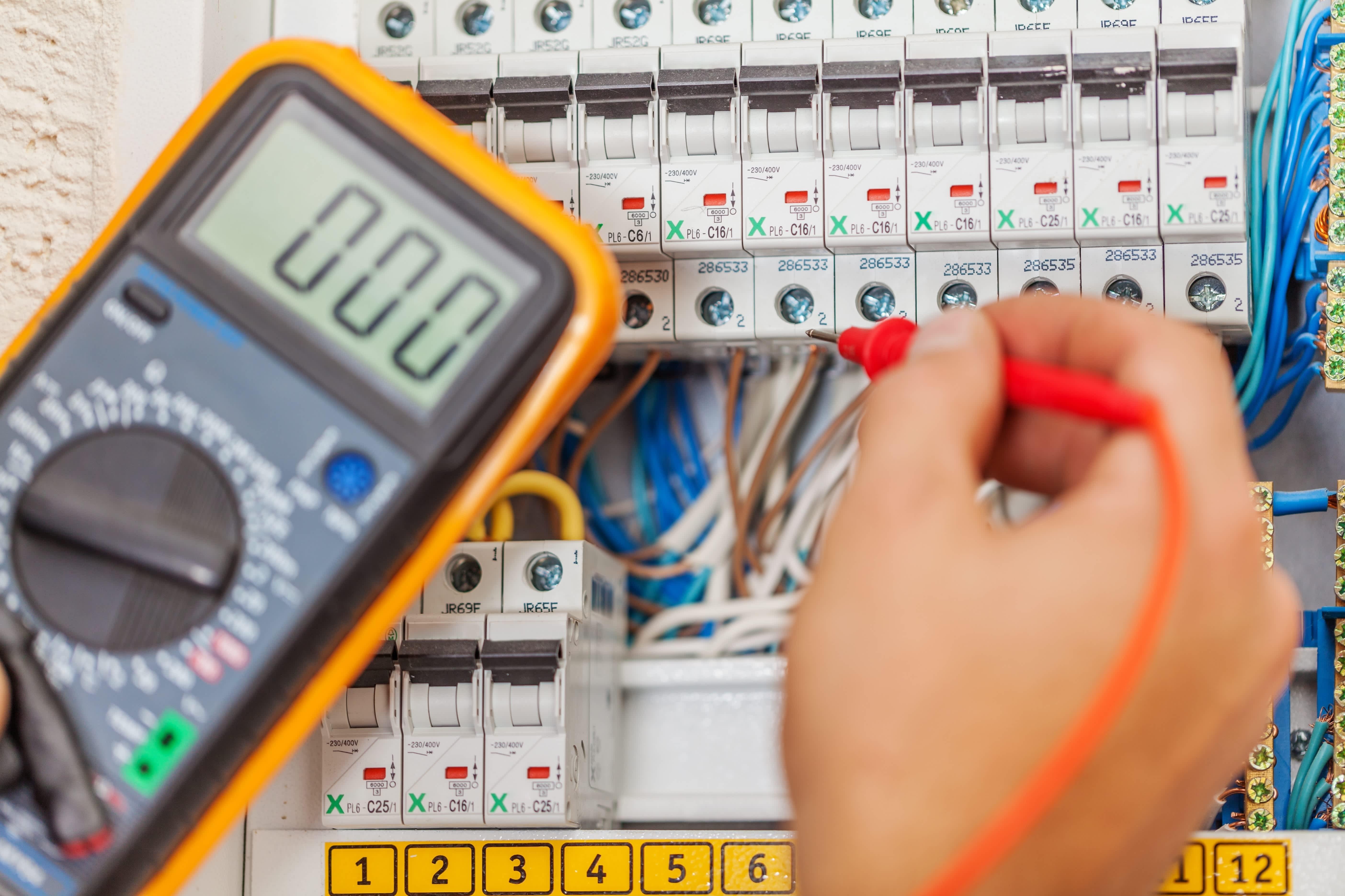 Diagnostic électrique personnalisé