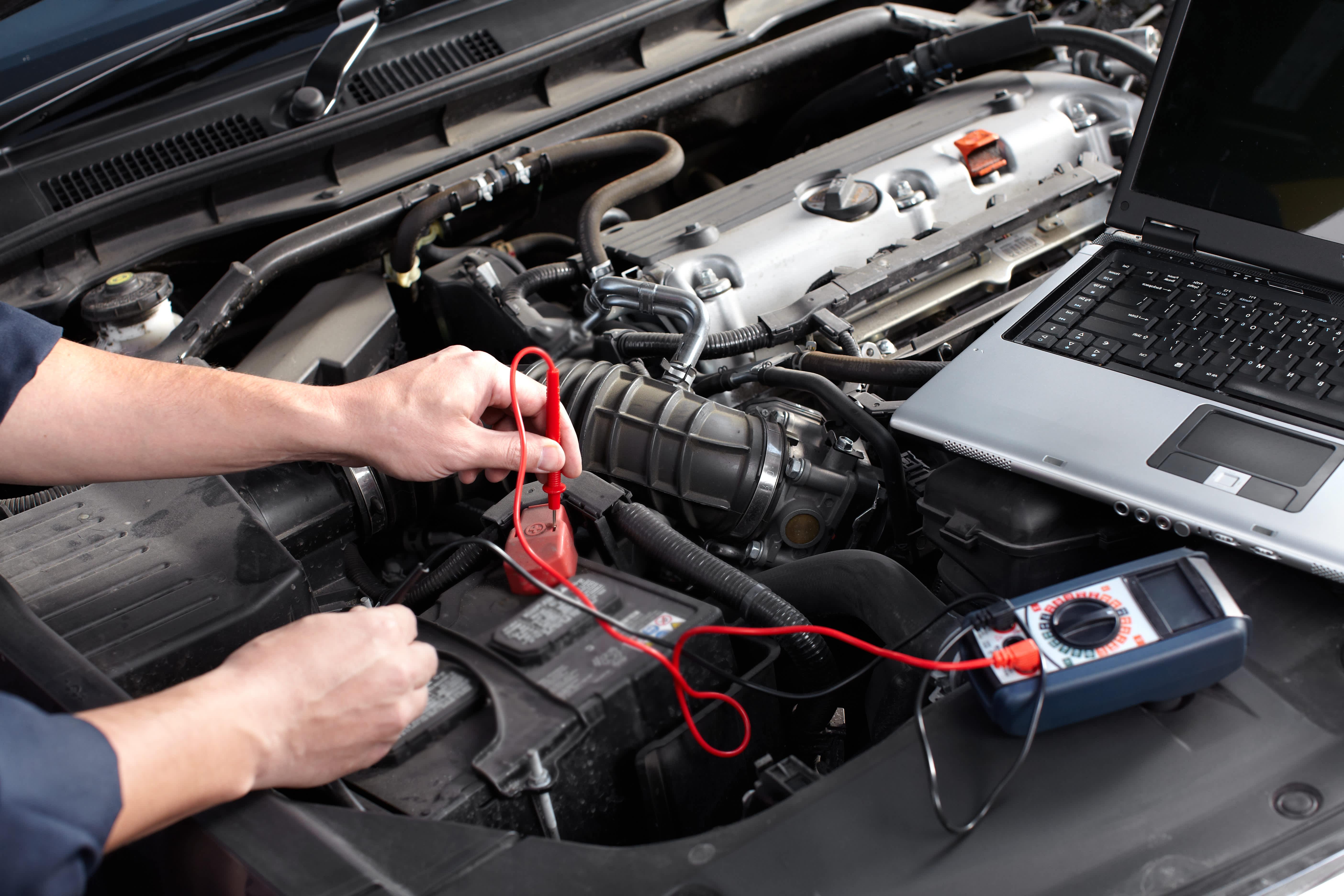 Engine Repair / Replacement