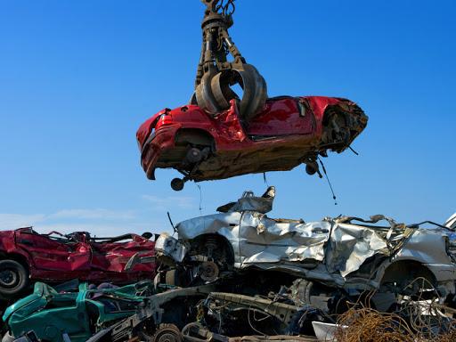 Scrap Vehicles Removing