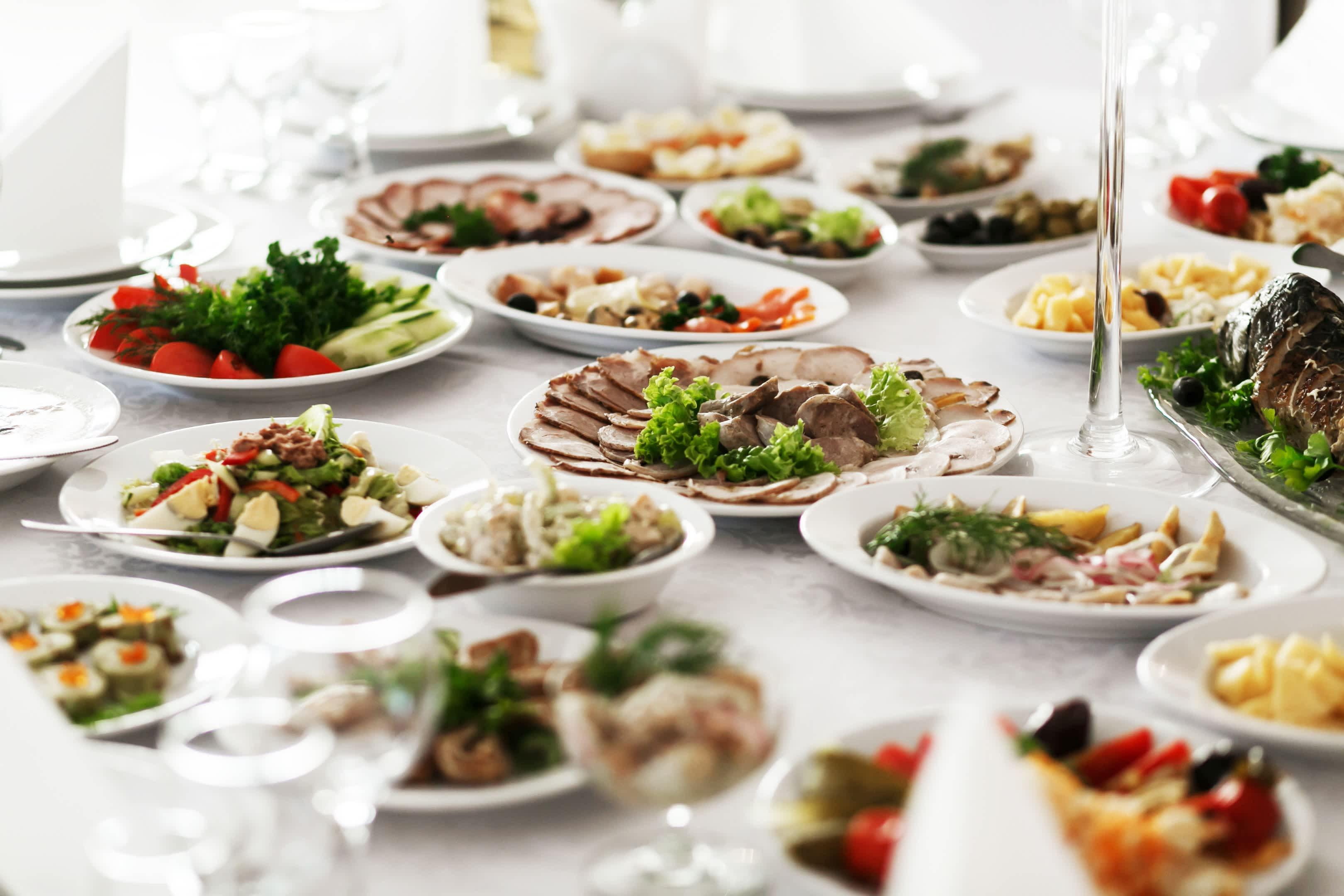Gourmet Dog Dinner & Parties