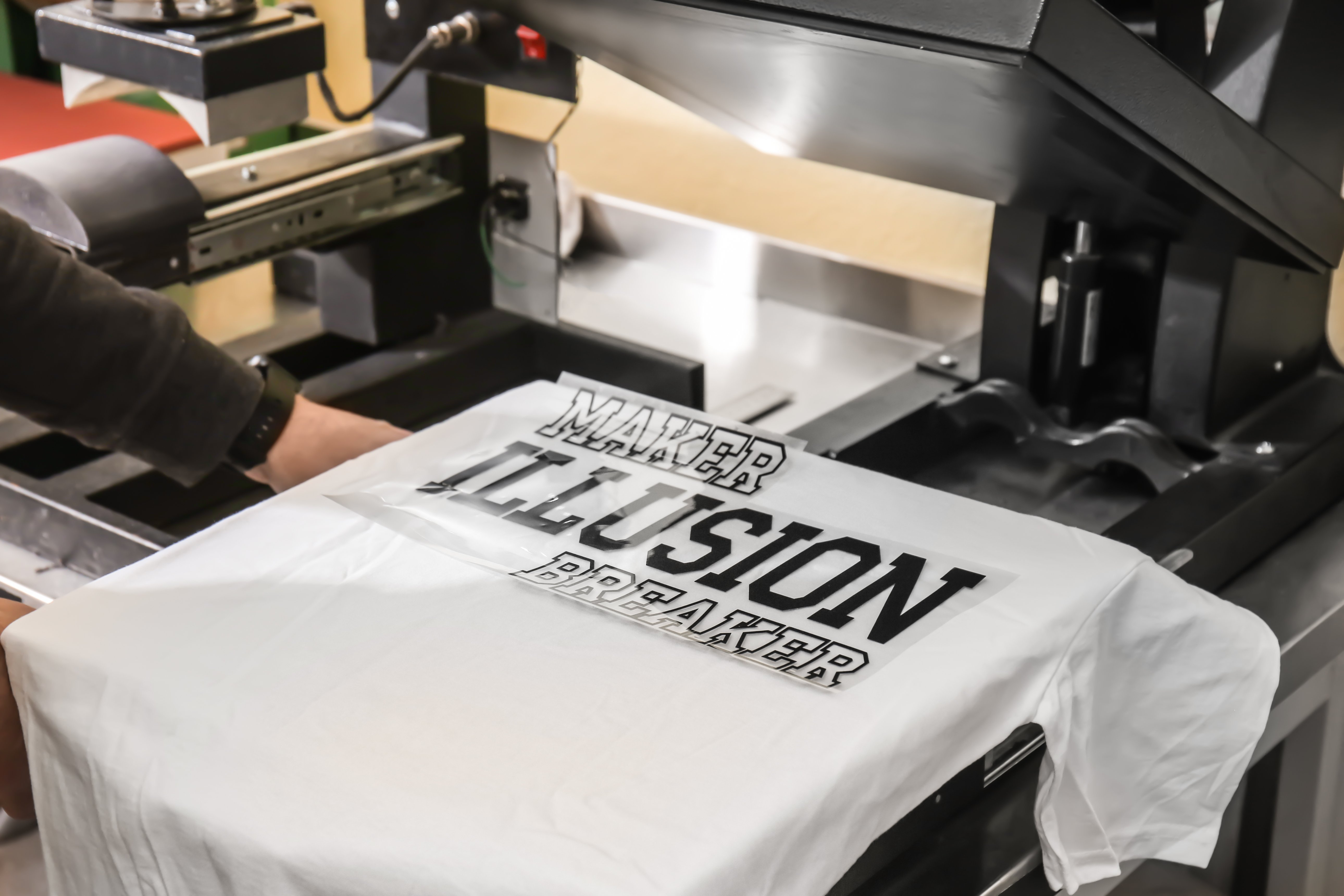 Custom Printed Garments