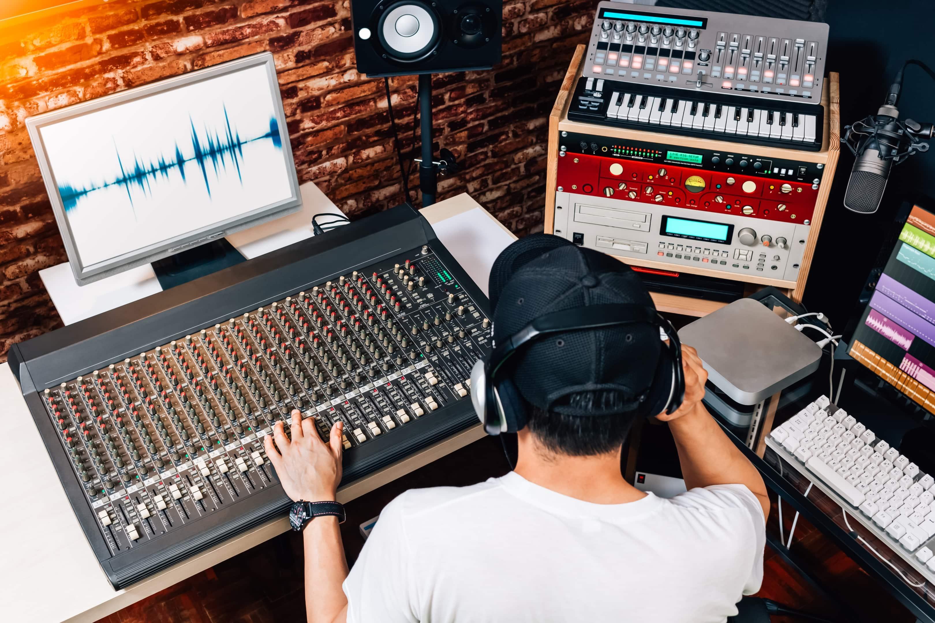 Recording Engineering