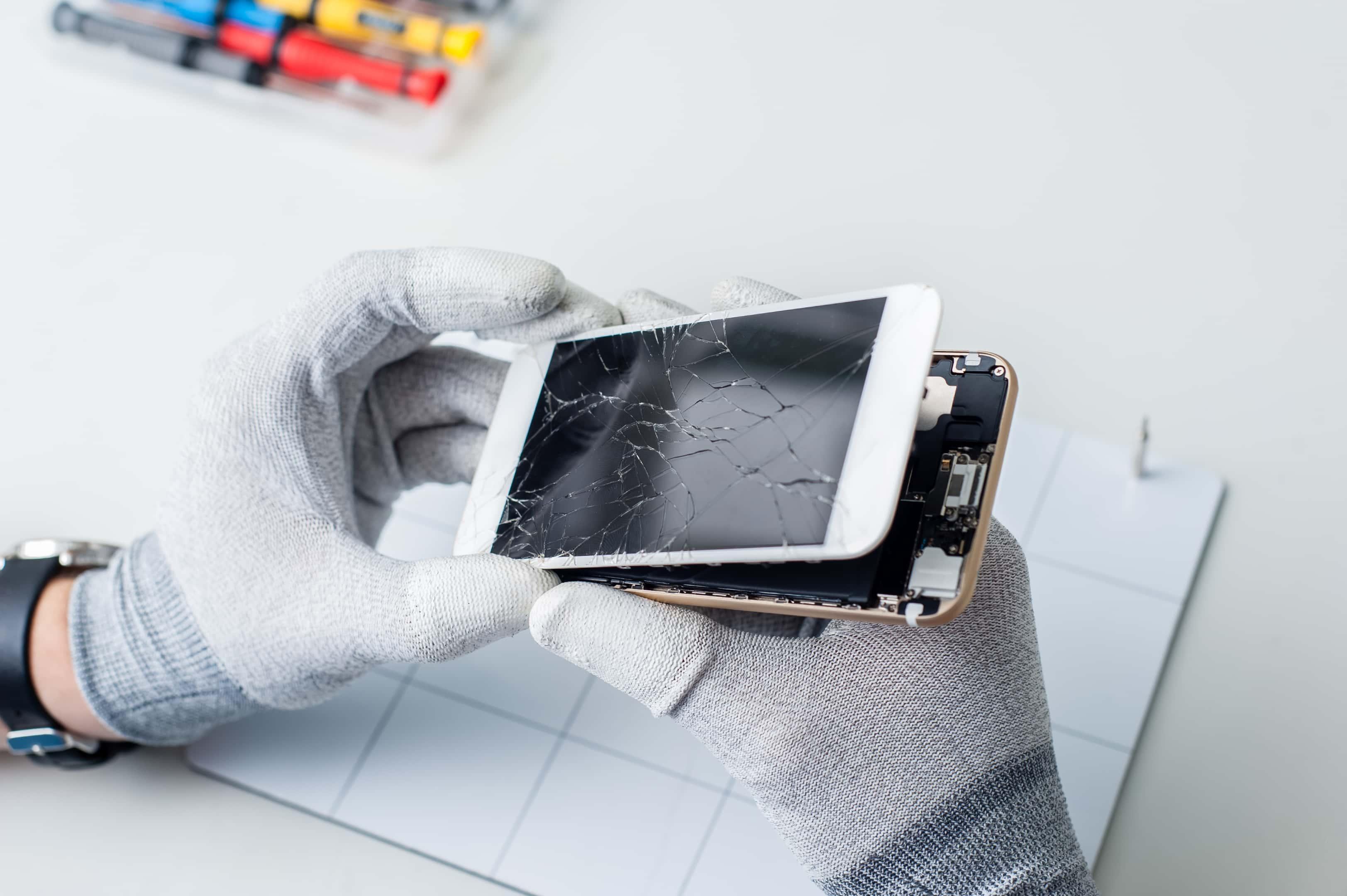 Cellphone Screen Repair