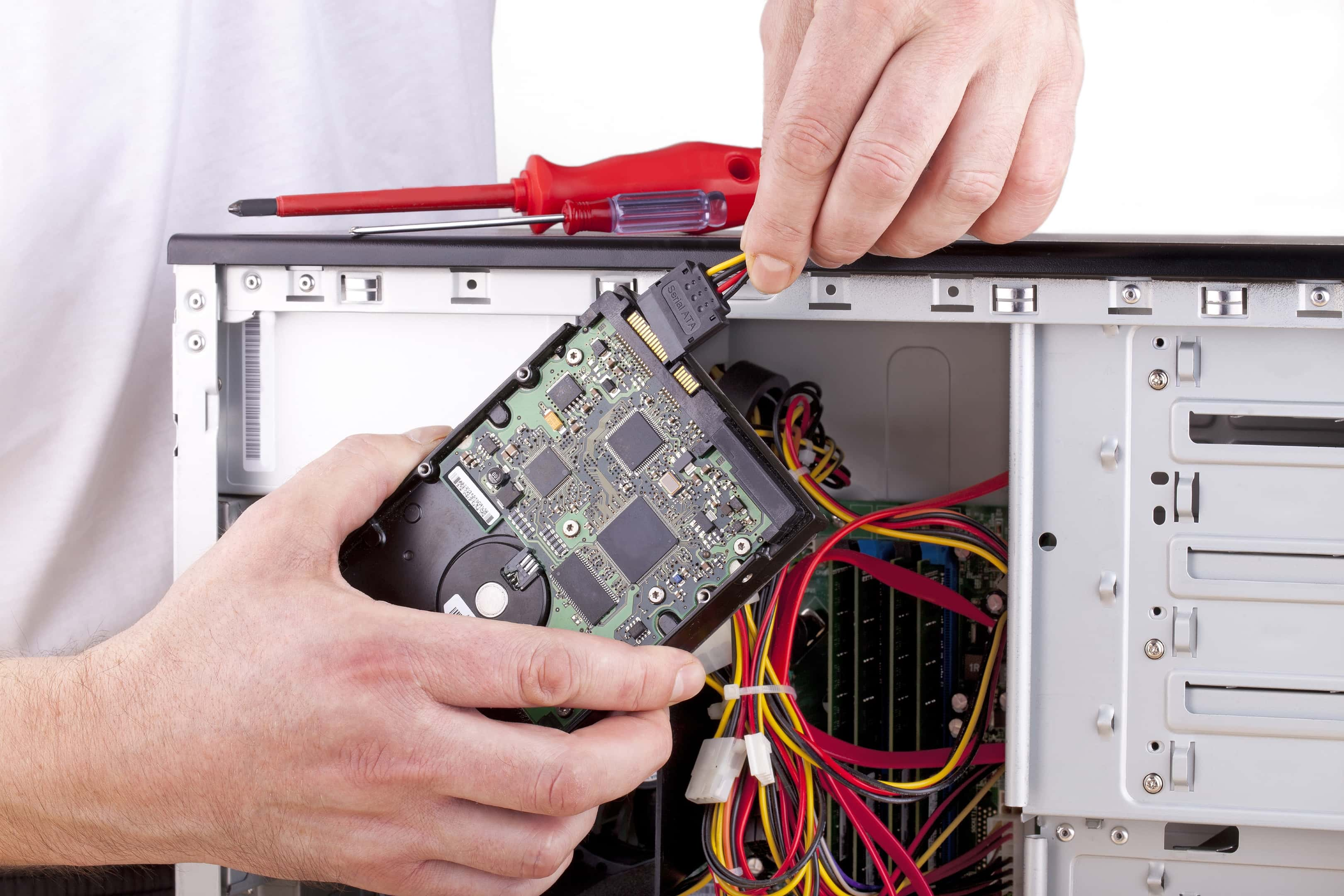 On-Site Computer Repair & Technical Support