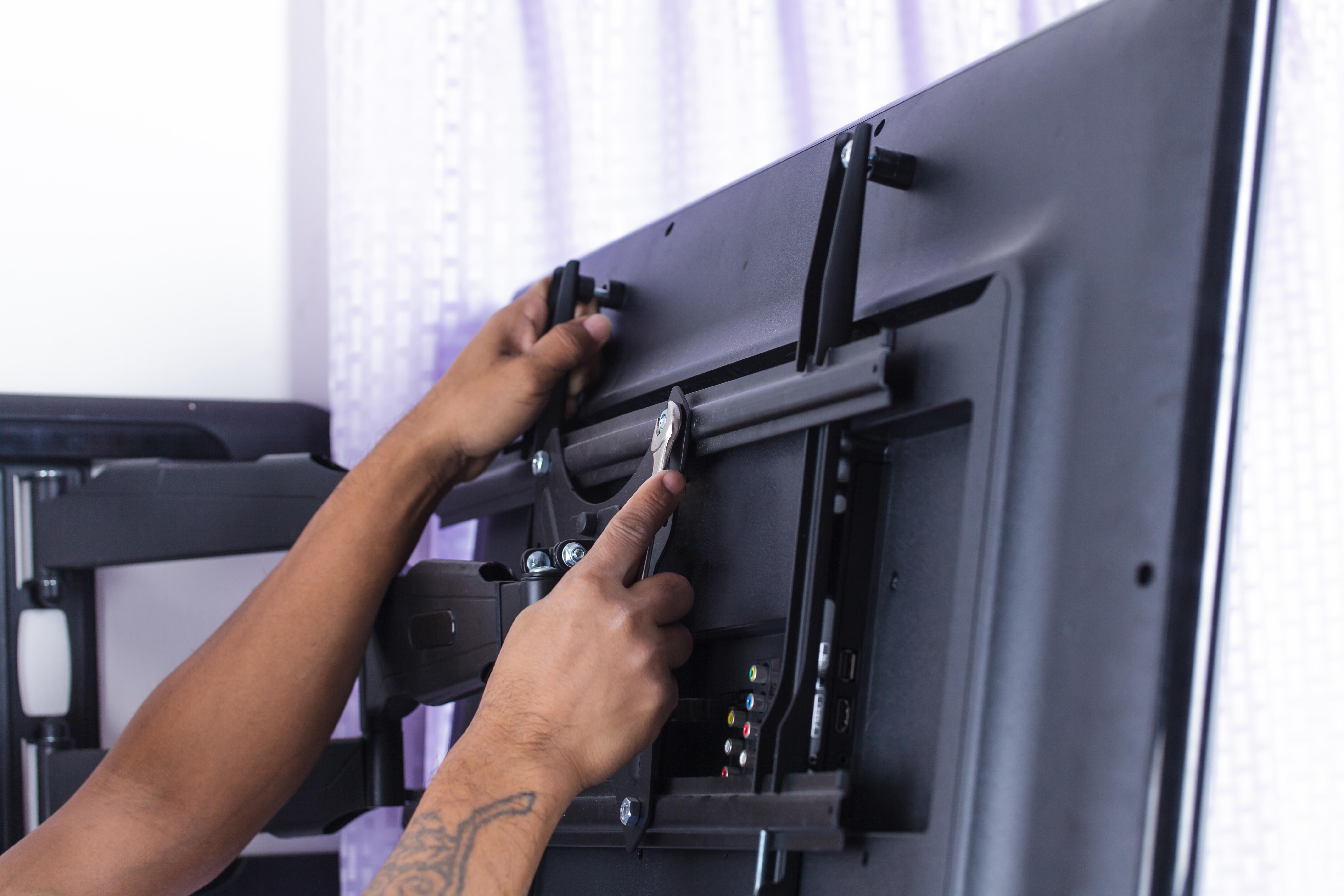 TV & Stand Installation