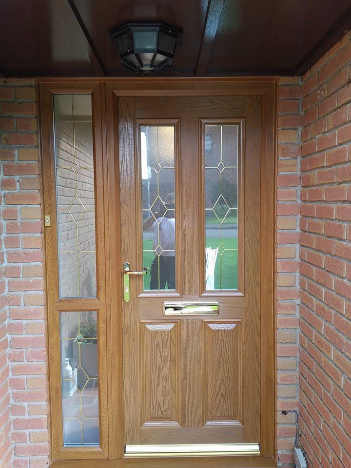 Composite Doors Fitting