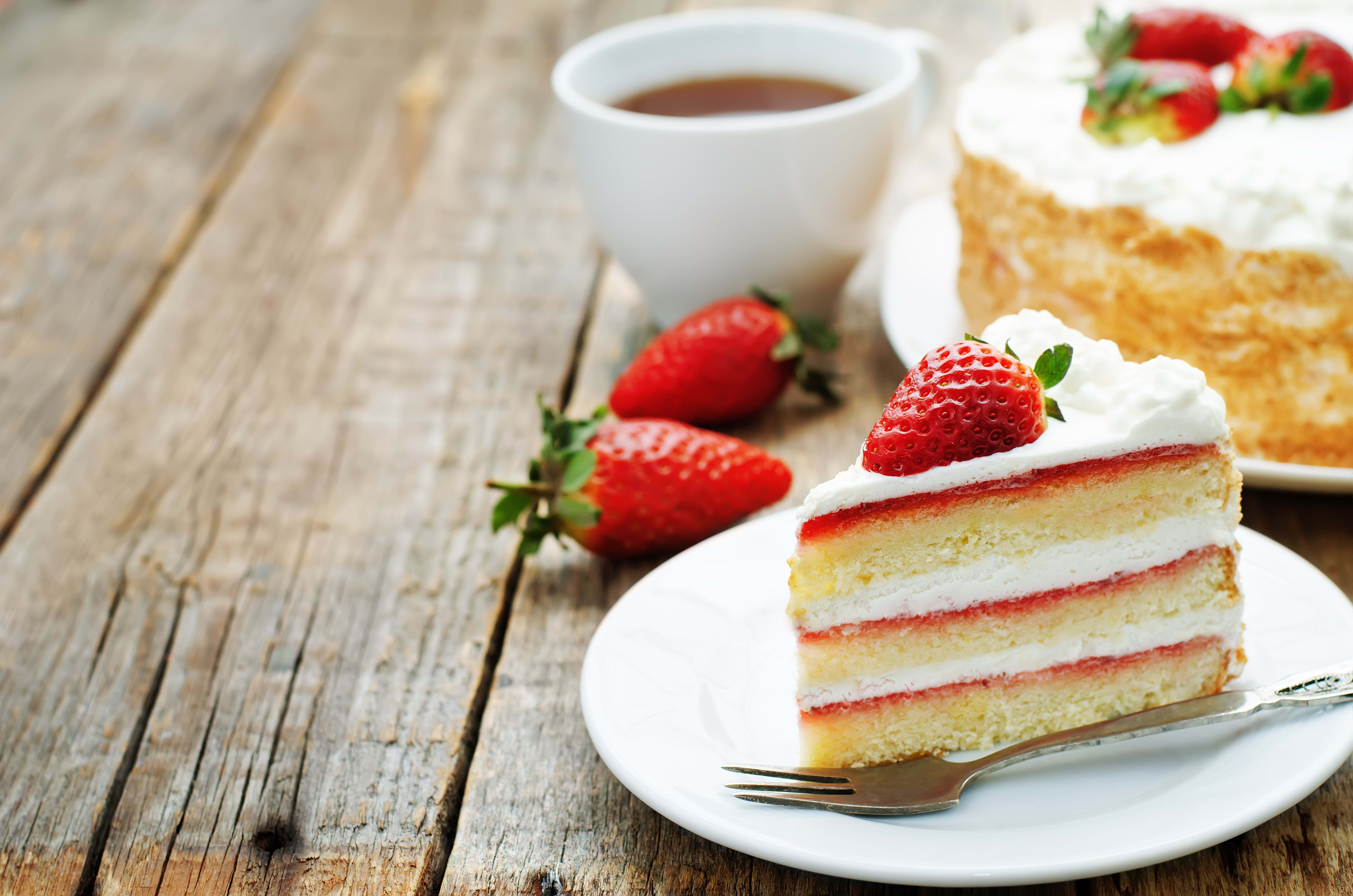 Scratch Cakes