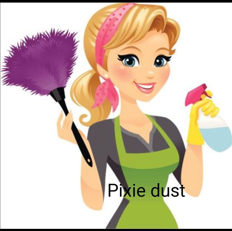 Pixie Dust Cleaning