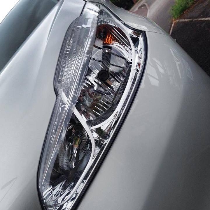 Perspex Headlight Restoration