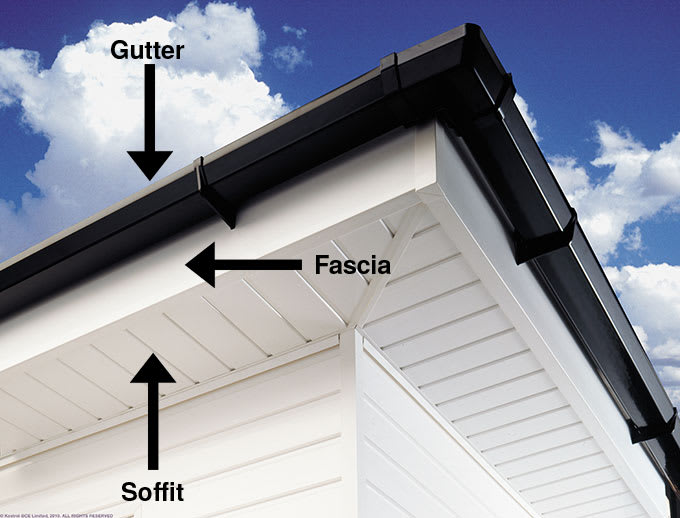 Fascias Cleaning