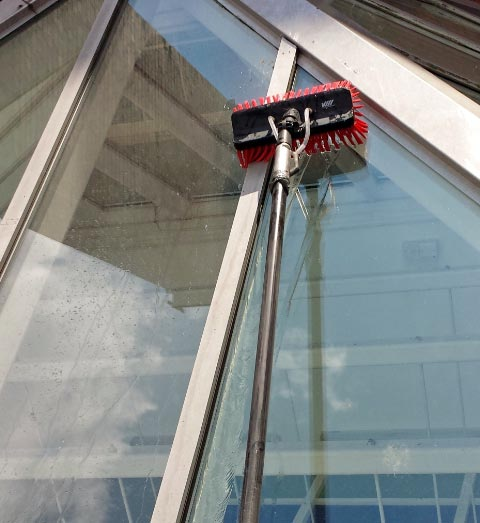 Conservatory Roof Cleaning - Glass Panels Prices from