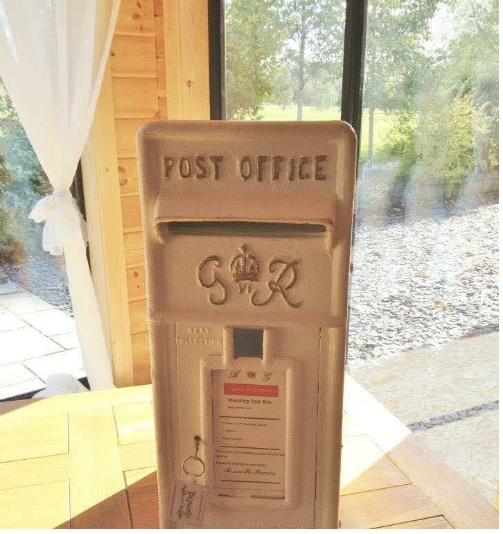 Royal Mail Postbox Hire