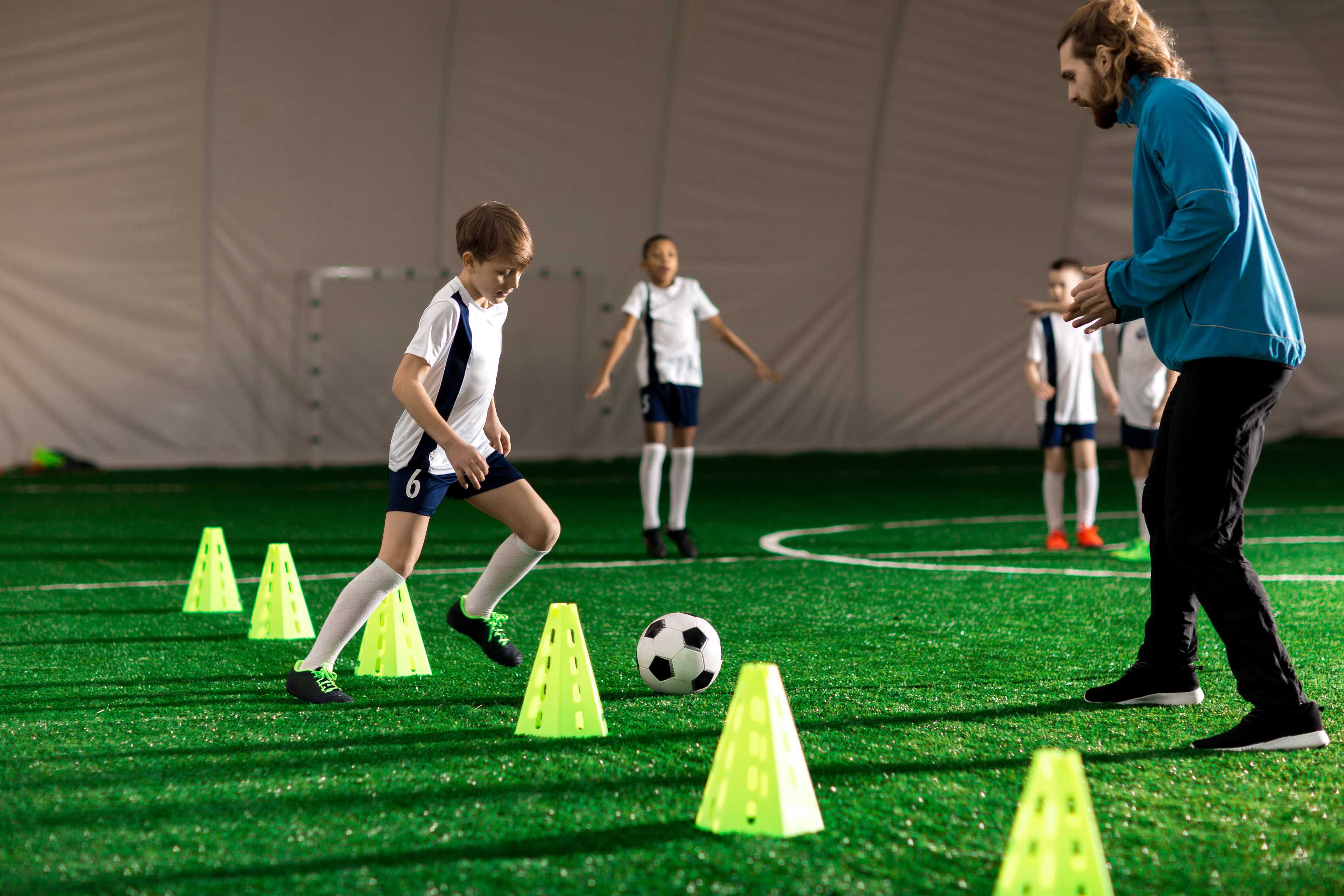 Football Instruction
