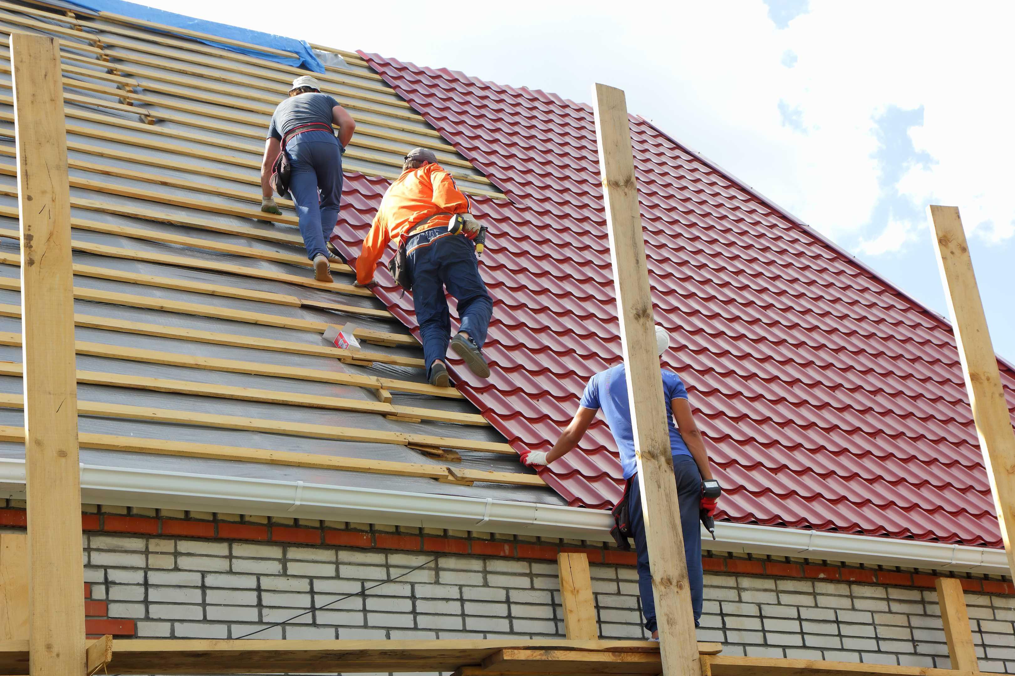 Roofer | Span Roofing
