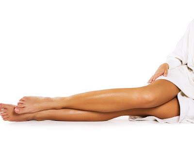 WOMEN'S WAXING - 3/4 Legs