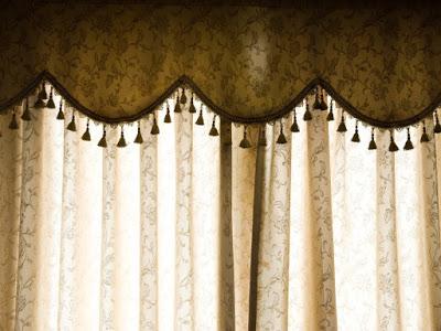 Curtains Take Up
