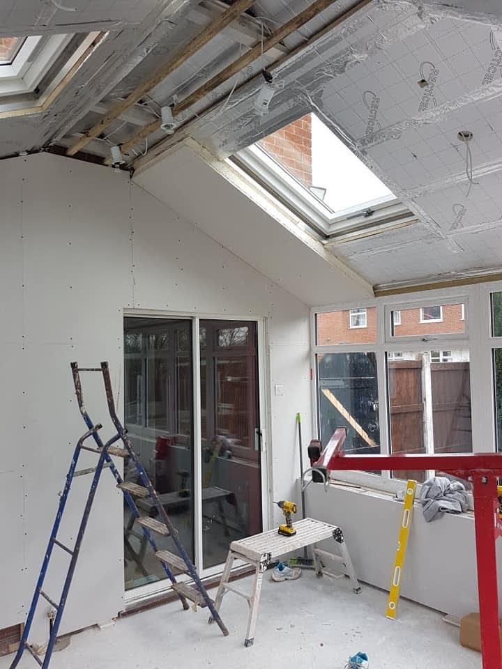Danny Brogan Plastering & Building