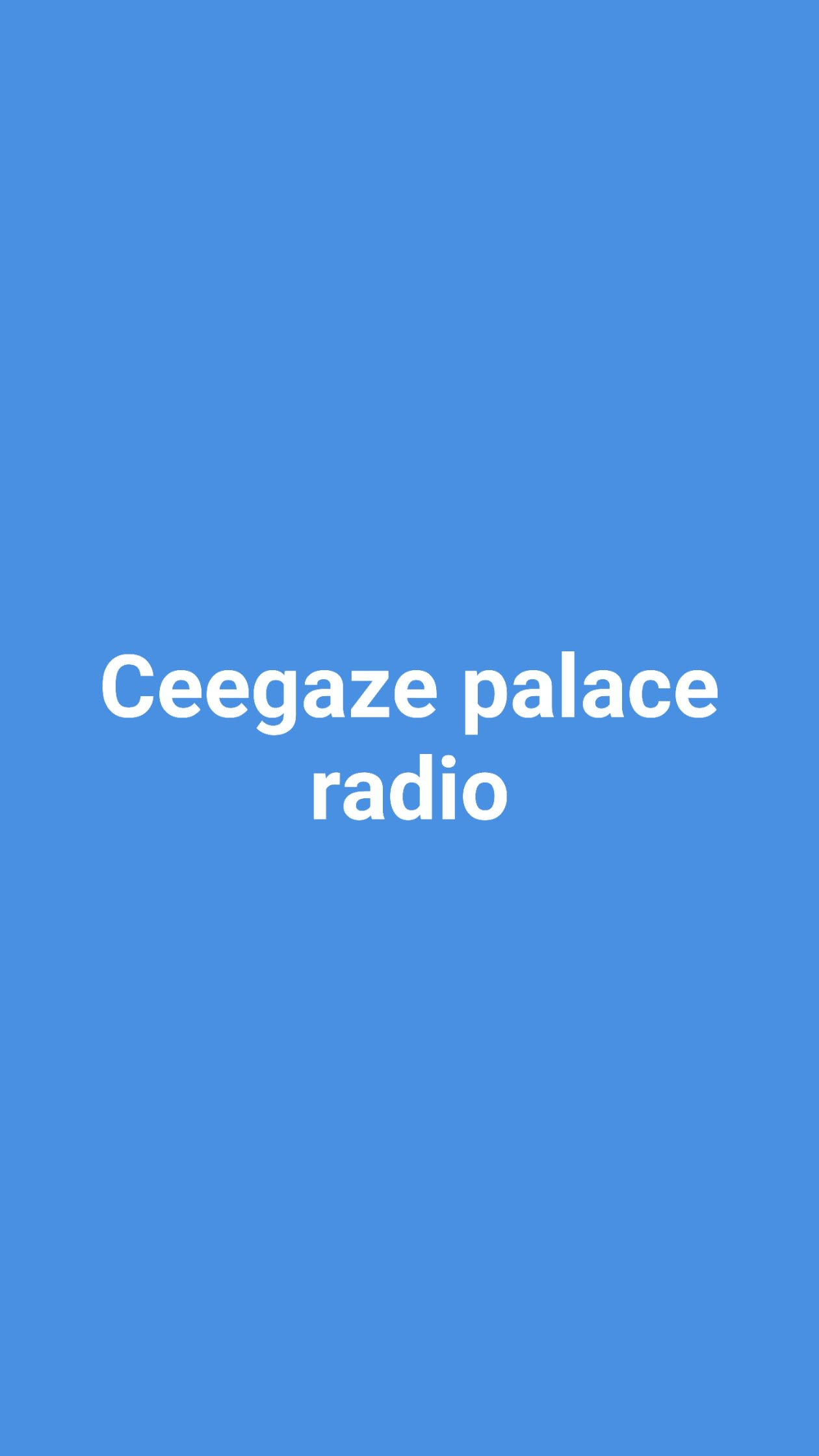 Ceegaze Productions