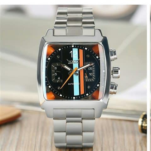 Jarager Monaco mechanical watch/eb