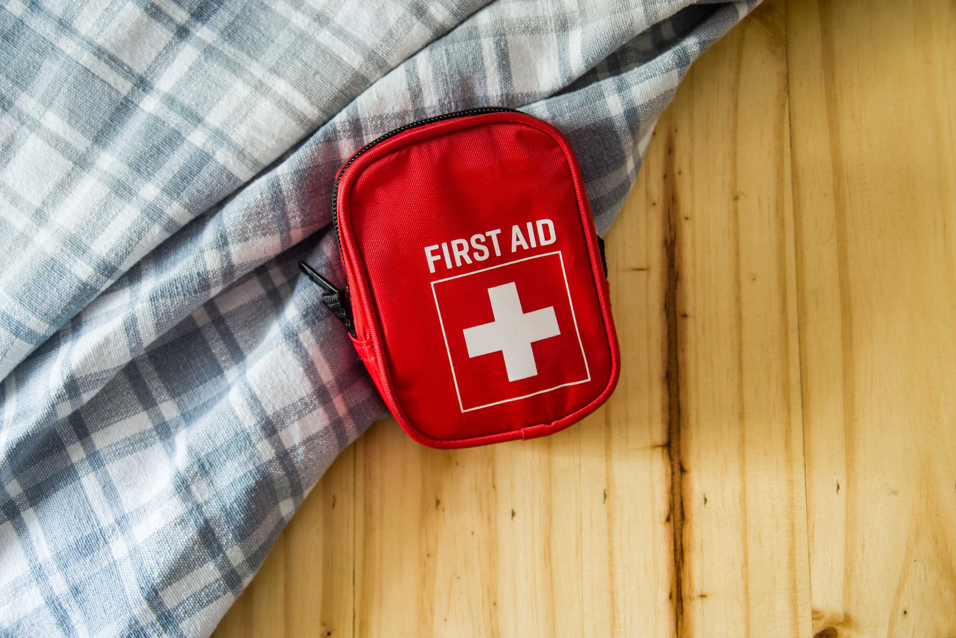 First Aid at Work with AED