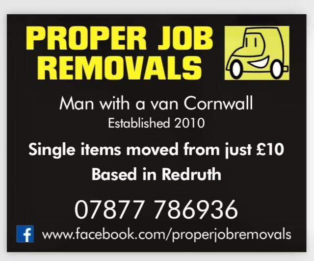 Proper Job Removals