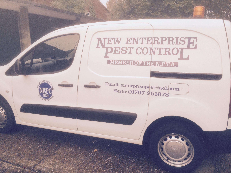 New Enterprise Pest Control (Herts) Ltd