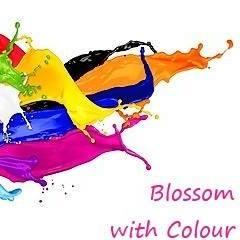 Blossom With Colour