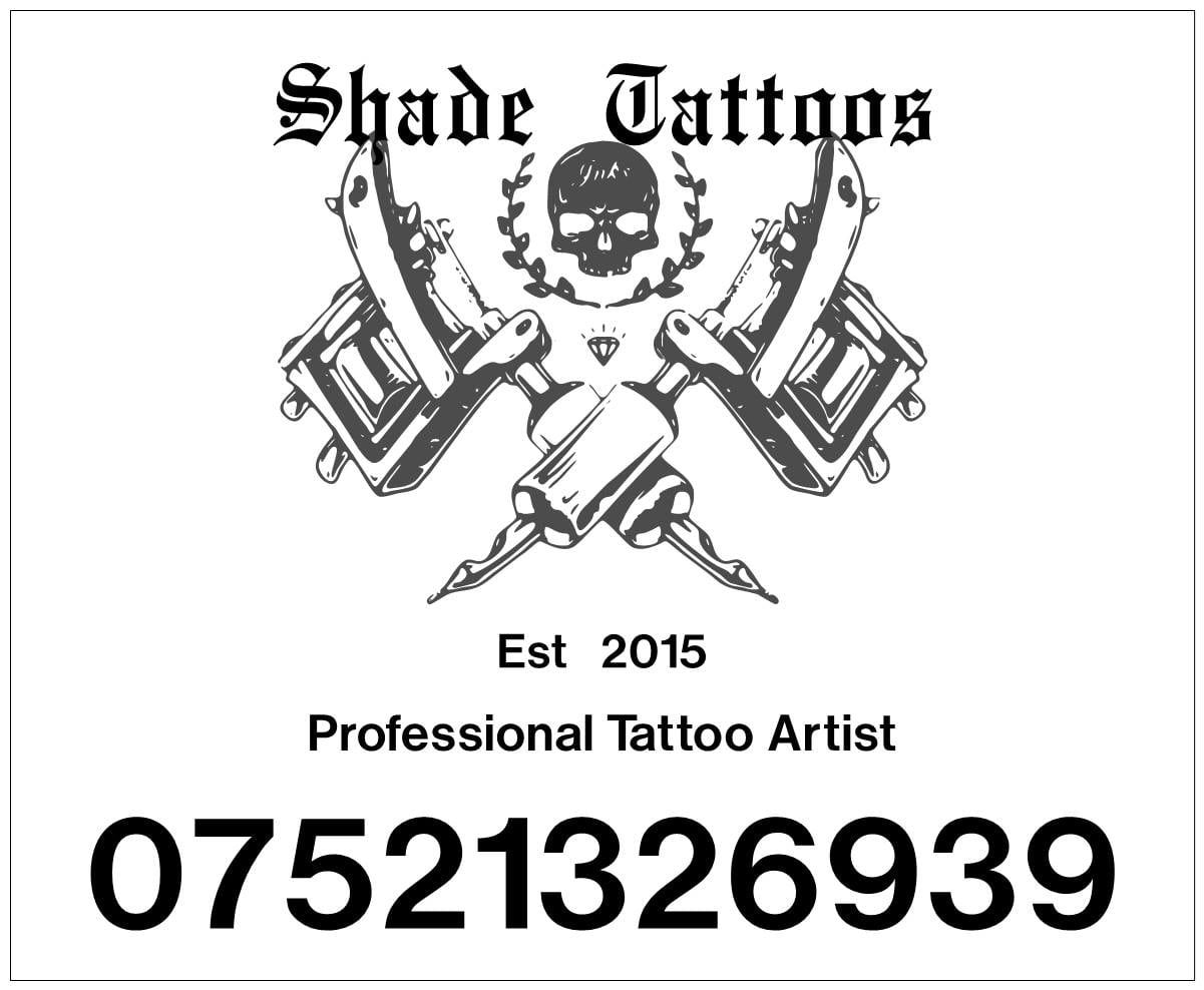 Shade Tattoos
