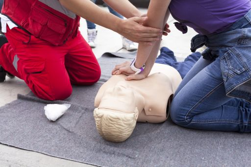 Sports First Aid with AED