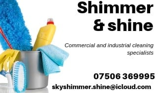 S.K.Y Shimmer & Shine Cleaning Services Ltd