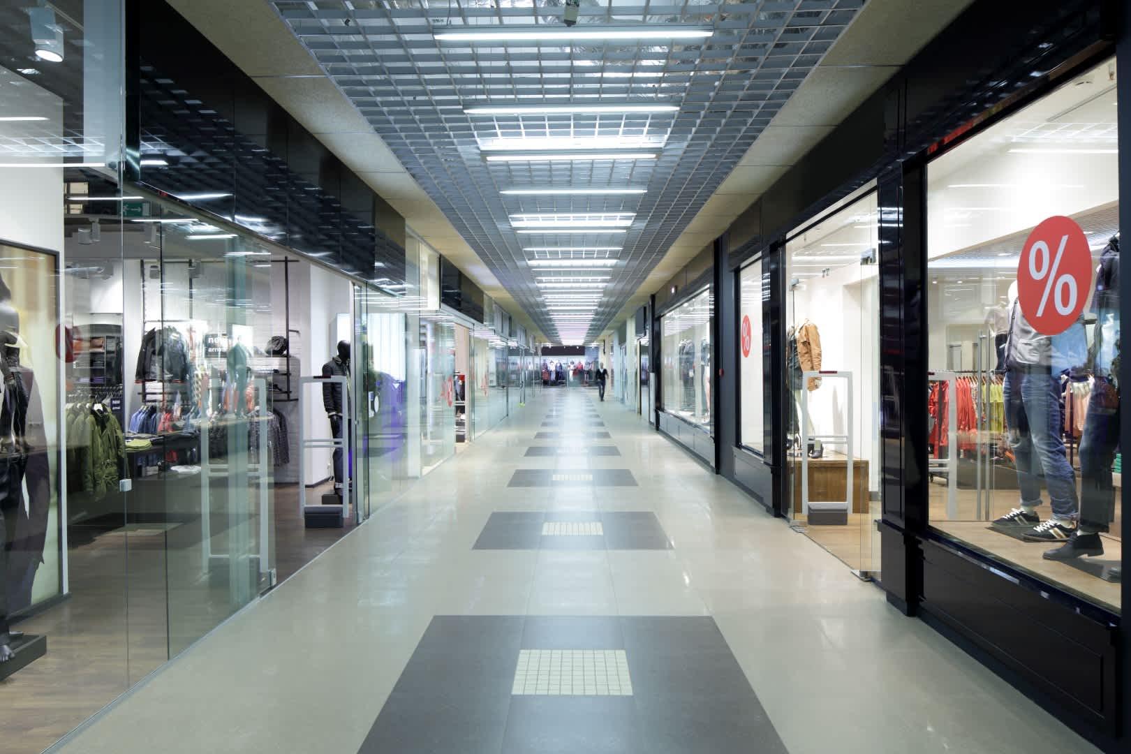 Mcarthur Mall Excursion