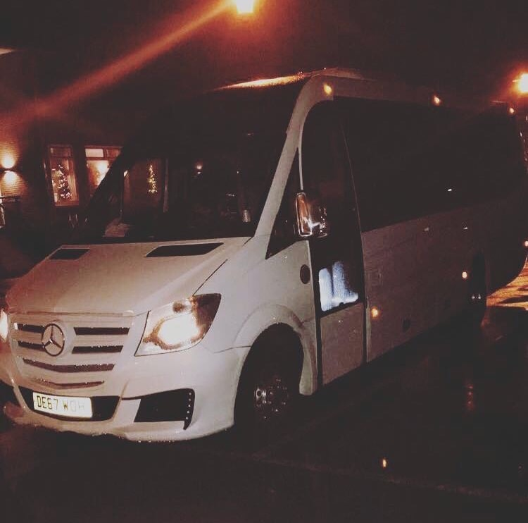 Bus & Coach Hire