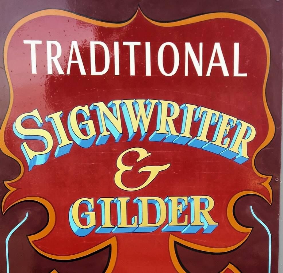Gary Wells Signwriter